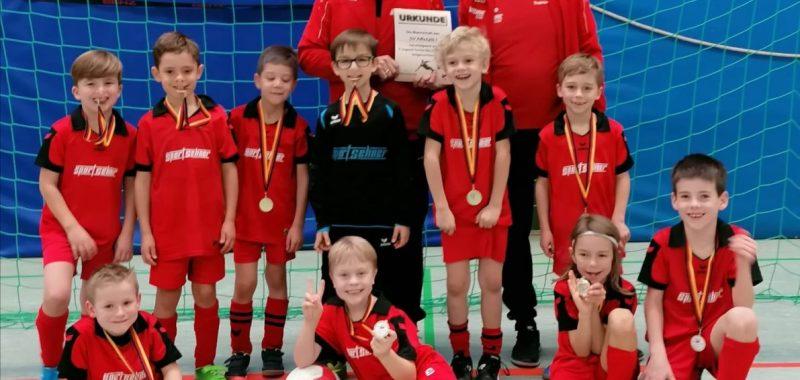 Fußball satt beim Jugendturnier des SV Affstätt