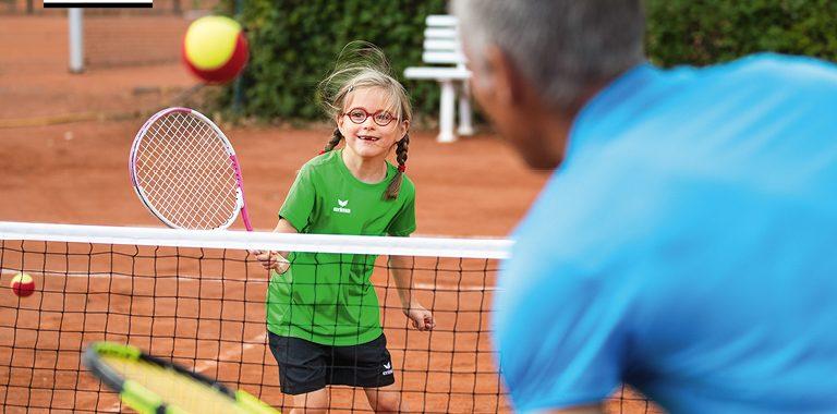 Tennis-Jugendwoche vom 3. bis 7. August