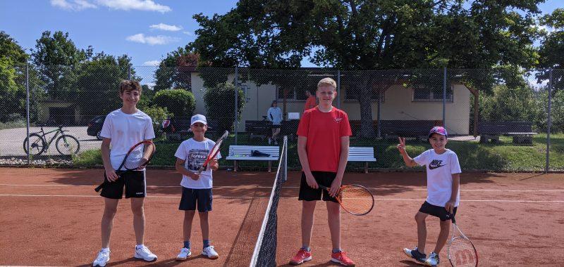 Jugend-Tennisturnier