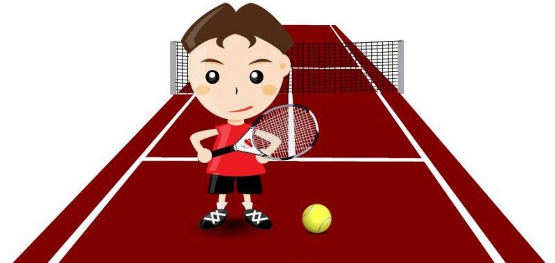 Anmeldung zur Tennisjugendwoche in den Sommerferien